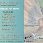 Burma Waisenhausprojekt